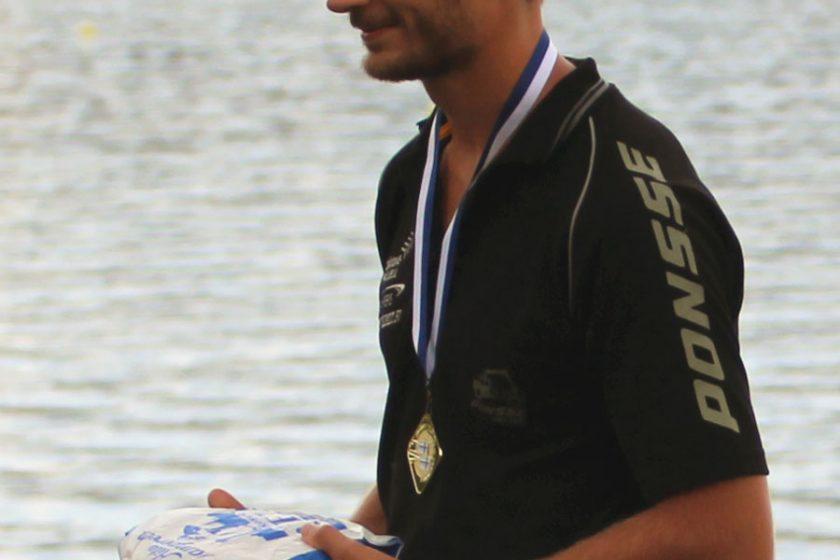 Soudun SM-kultaa 2014 Robert Venille