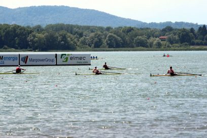 World Rowing Cup II, 18 – 21.6 2015 Varese ITALIA