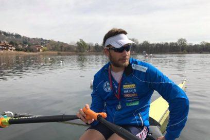 Gavirate Lombardian regatasta kauden 2017 avausvoitto