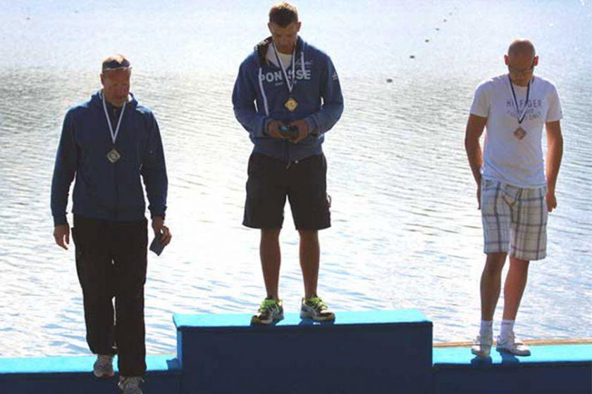 Soudun SM-kultaa 2013 Robert Venille