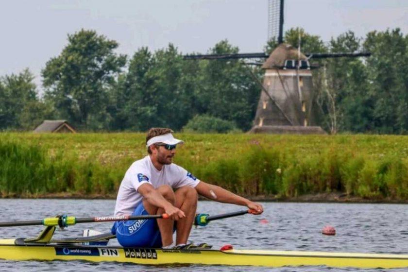 2019 World Rowing Cup III Rotterdam, Alankomaat