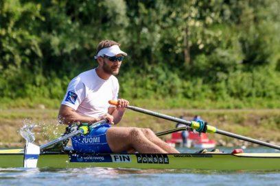 2019 World Rowing Championships 25.8.-1.9. Linz Ottensheim, AUT