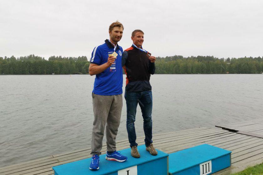 Olympialuokkien SM-kilpailut Kaukajärvi 10.-11.8.2019