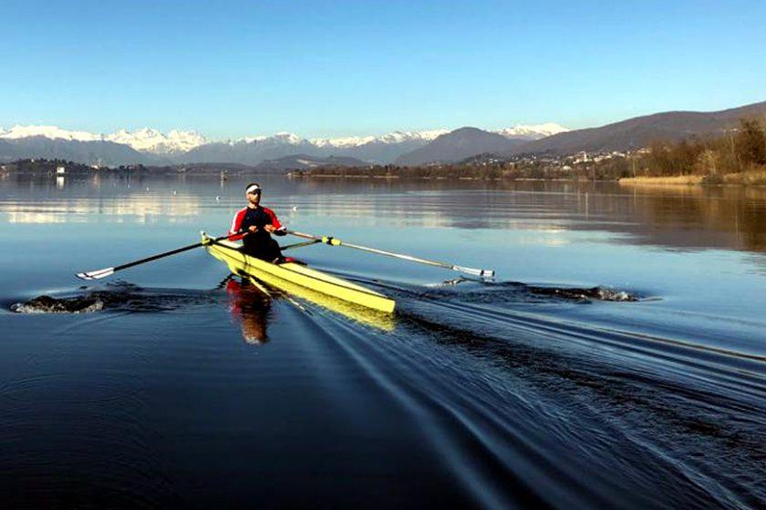 Robert Ven virittelee huippukuntoa Italian vesillä