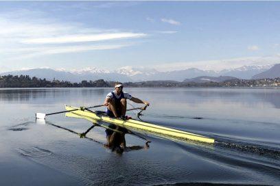 Robert Ven valmistautuu olympiakarsintoihin Italiassa